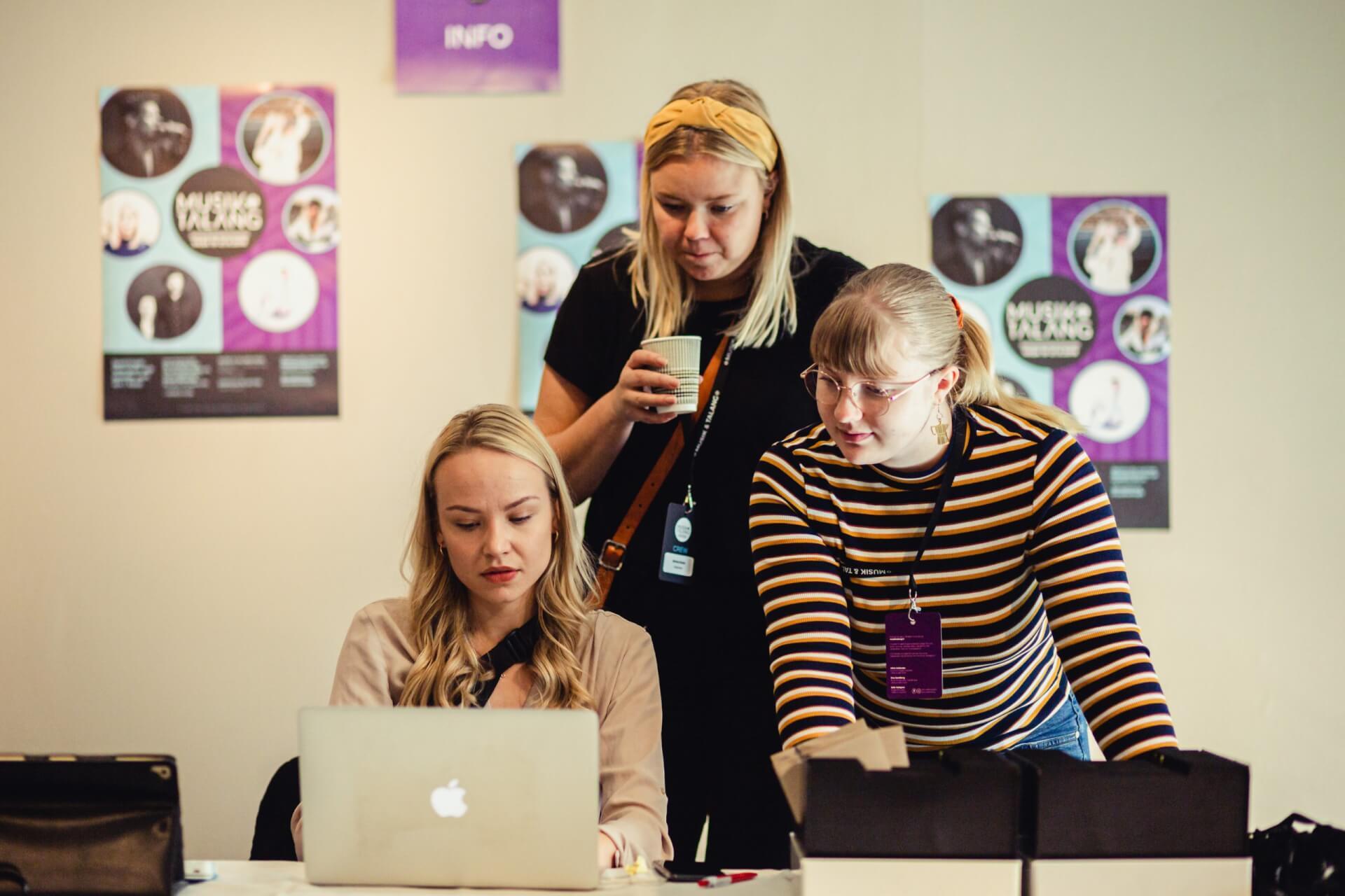 """Featured image for """"Vi rekryterar: Projektassistent/praktikant till Musik & Talang 2021"""""""