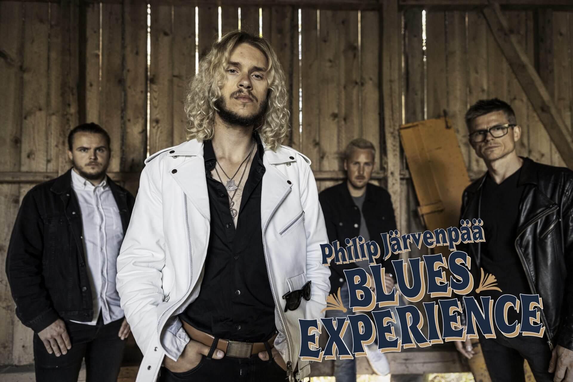 Philip Järvenpää Blues Experience